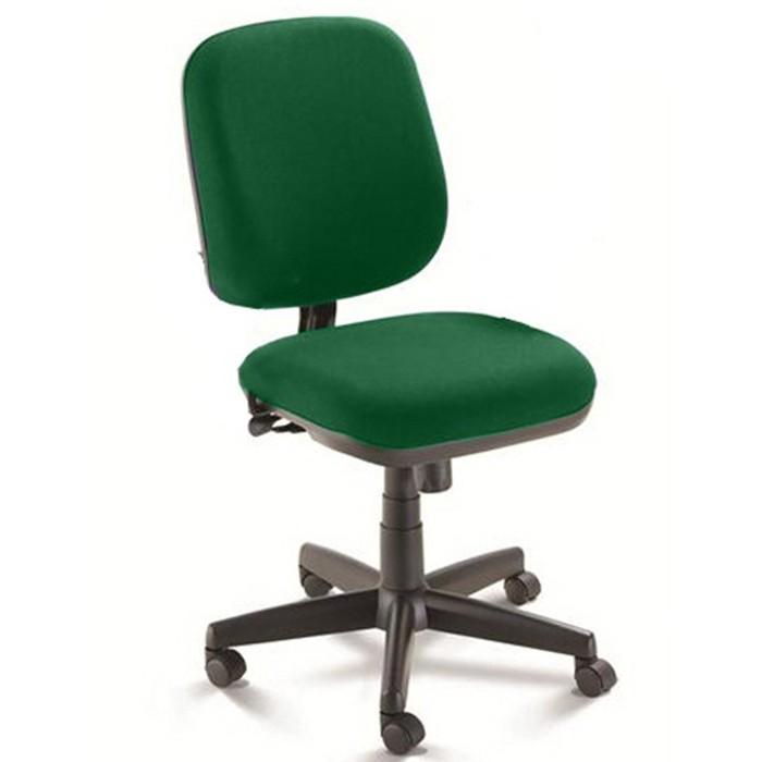 Cadeira para escritório giratória diretor 4002 Relax - Linha Start - Sem Braço - Cavaletti - Base Polaina