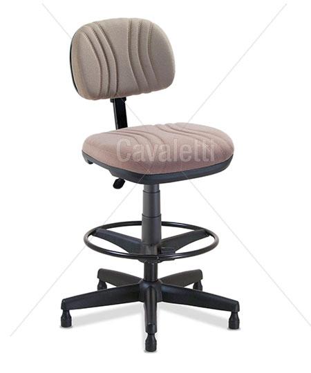 Cadeira giratória caixa 3022 - Linha Start Plus - Cavaletti - Base Polaina com Sapata