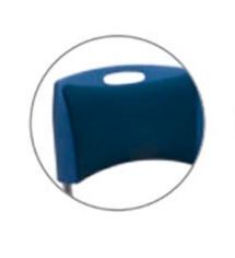 Encosto estofado VIVA - Para cadeiras linha VIVA