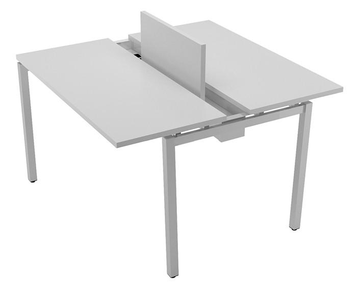 Mesa Plataforma Inicial Com Calha Elétrica Click 25mm - 1200mm X 1400mm X 740mm