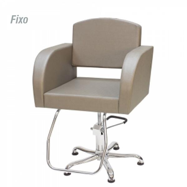 Cadeira Capri - Encosto Fixo - Sem Cabeçote - Kixiki Móveis