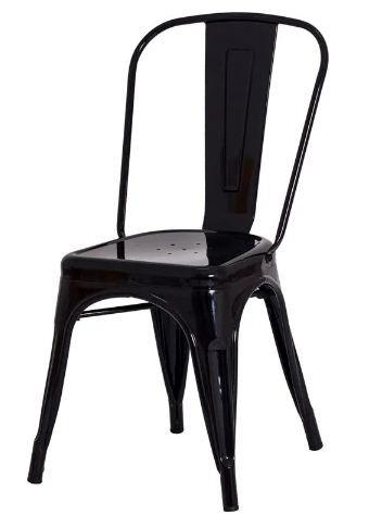 Cadeira Fixa de Ferro com Pintura Epóxi - ANM6671 F
