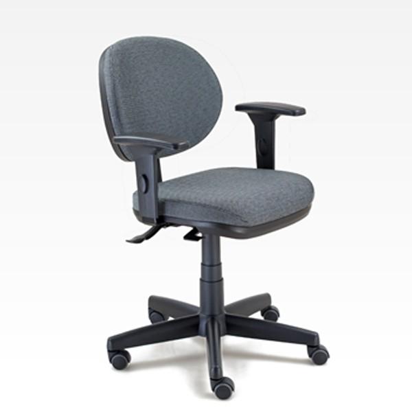 Cadeira para escritório Executiva Giratória 4064 SRE - Linha Start - Braço SL NEW - Cavaletti - Base Polaina