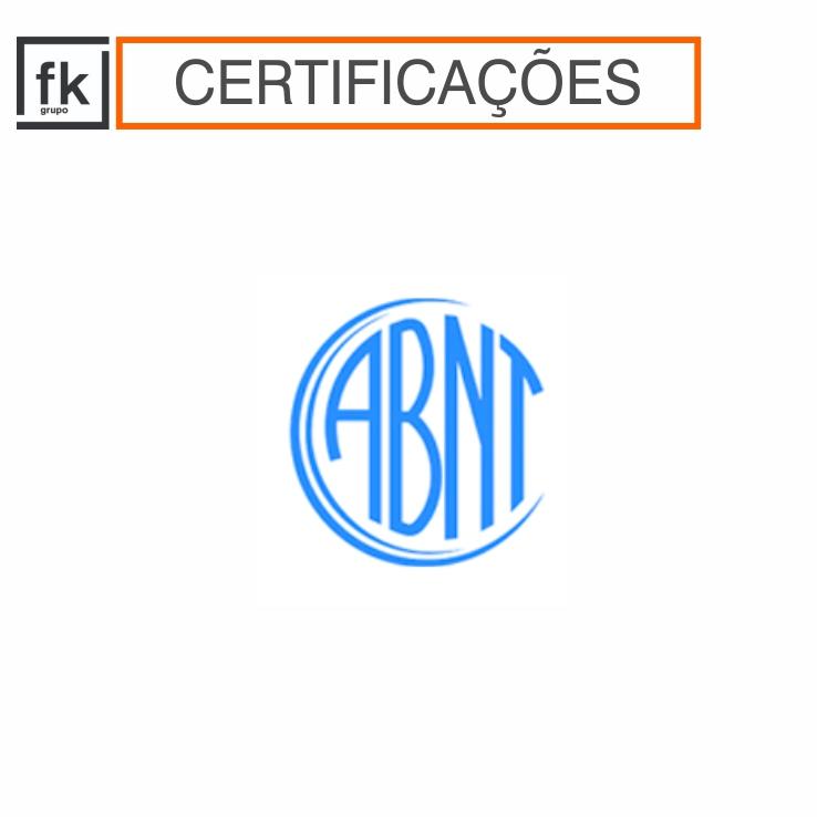 Certificações Frisokar