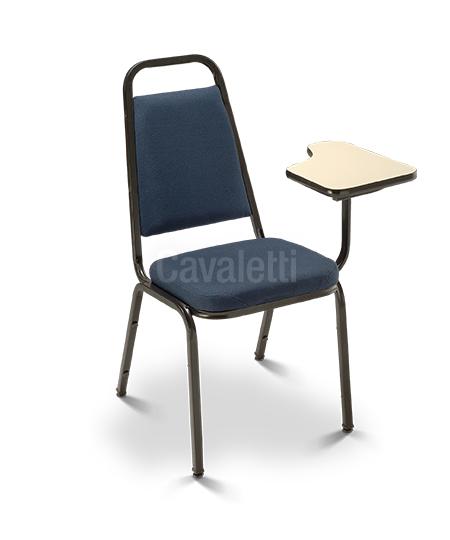 Cadeira Aproximação 1001 - Com prancheta - Espuma Expandida - Linha Coletiva - Cavaletti