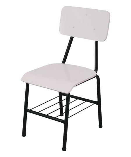 Cadeira escolar infantil (1 à 5 anos) c/ gradil - Dellus