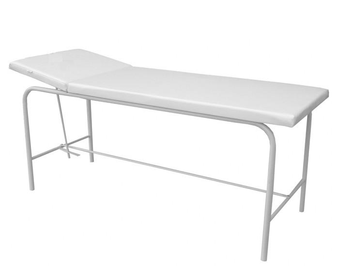 Cama de Massagem - Reclinável - Branca - Marcos Móveis