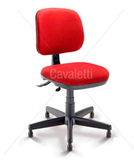 Cadeira COSTUREIRA Giratória Executiva 4103 SRE - Linha Start - Cavaletti - Base Polaina com Sapata