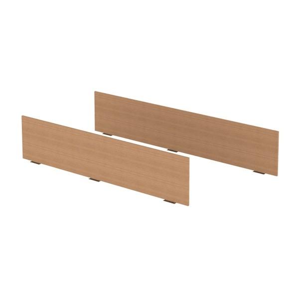 Divisória pra Mesa 15mm - Fita de Borda em PVC - Cores Amadeiradas